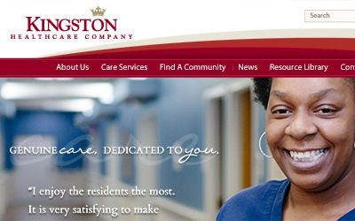Kingston Healthcare Company